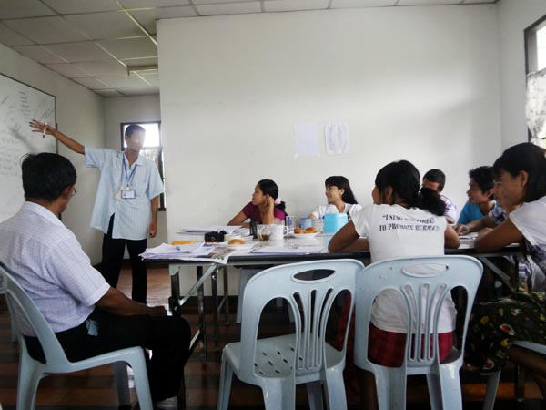 Migrant Worker Knowledgement Training 1
