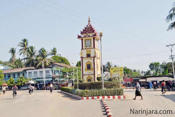 Four 'robbers' arrested in troubled Rakhine State